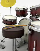 Drumkit — Stock Photo