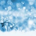 de giften van Kerstmis — Stockfoto #5042404