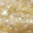 Stock Photo: Glittery gold background