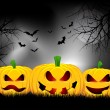 Halloween background — Stock fotografie #5047806