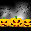 Halloween background — Stockfoto #5047806