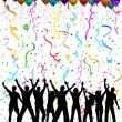 Party background — Stock Photo #5048177