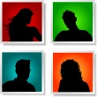 Avatars — Stock Photo #5048281