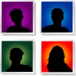 Avatars — Stock Photo #5048286
