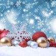 Christmas background — Stock Photo #5048724