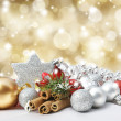 Christmas background — Stock Photo #5048750