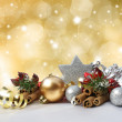 Christmas background — Stock Photo #5048751