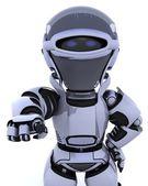 Your robot needs you — Stock Photo