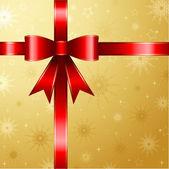 Fundo de presente de natal — Fotografia Stock