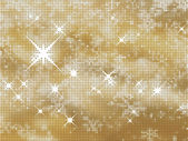 Glittery gold background — Stock Photo