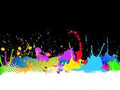 Grunge-hintergrund — Stockfoto