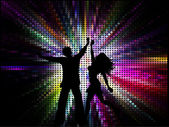 Taniec — Zdjęcie stockowe