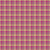 Pink plaid — Stock Photo