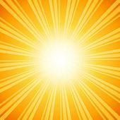 Sunburst background — Stock Photo