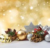 Navidad de fondo — Foto de Stock