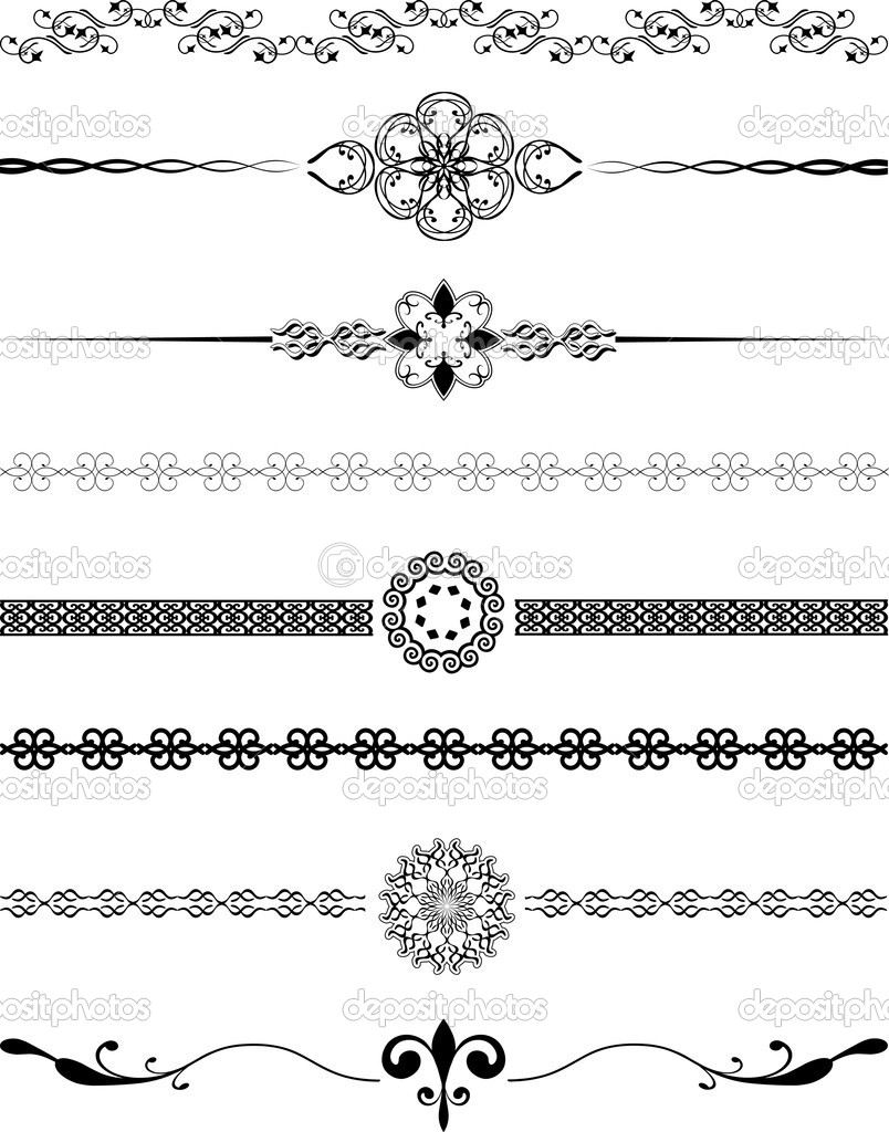 Decorative Border Designs Decorative Borders Photo