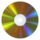 DVD — Foto de Stock