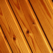 Stock Photo: Wooden diagonals