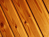 Wooden diagonals — Stock Photo