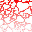 Heart background — Stock Photo #5052770