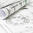 Engineering drawing — Stock Photo #5098876