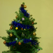 Christmas tree — Stock Photo #4556580
