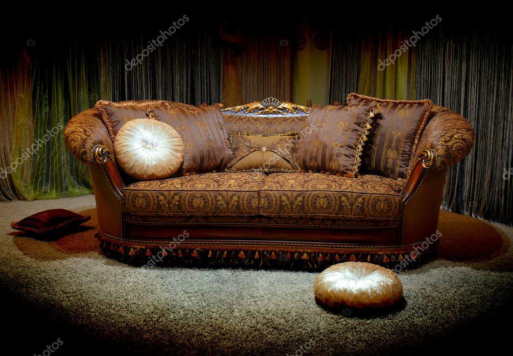 Vintage Sofa Stock Photo Alex Nemez 4441569