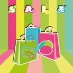 Shopping bags — Stock Vector #4927169