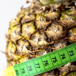 Pineapple for diet — Stock Photo #4945712