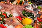海产品 — 图库照片