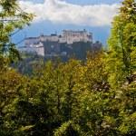 Salzburg, Austria - View From Kapuzinenberg — Stock Photo #4330096