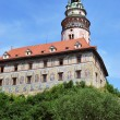 Chateau, Cesky Krumlov, Czech Republic — Stock Photo #4336699