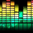 Music Party Background — Stock Vector #4330009