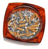Cigarettes Stubs — Stock Photo