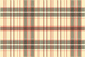Tartan Fabric Texture — Stock Vector
