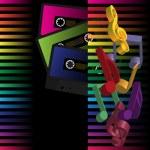 Retro Party Background — Stock Vector #4578645