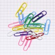 Paper clips — Stock Photo #4969176