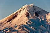 Volcano in Russia — Stock Photo