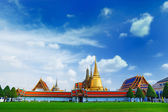Grand palace-bangkok, thailand — Stockfoto