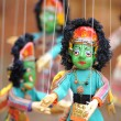 Royalty-Free Stock Photo: Marionette,Kathmandu,Nepal