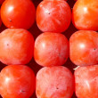 Red Persimmon — Stock Photo