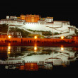 Potala Palace in Lhasa Tibet — Foto Stock