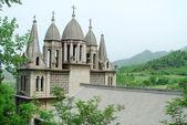 Catholic Church in China — Stock Photo
