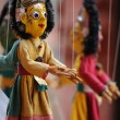 Stock Photo: Marionette in Kathmandu Nepal