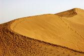 Desert hills — Stock Photo