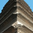 Details of an ancient pagoda - Stok fotoğraf