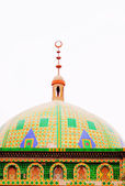 Mosque roof — Foto Stock