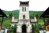 Old church in Yunnan China — Stock Photo