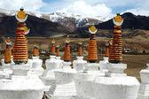 White pagoda — Stockfoto