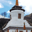 White pagoda — Stock Photo #5230215